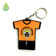 Professional Mnaufacturer PVC Keyrings/Keychains