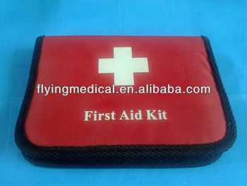 Flying first aid kit LF-10(FDA&CE approved)