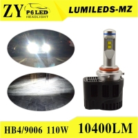 Factory canbus headlight replace hid bi xenon headlights kit 9004 9005 9006 9007 55w HB4 9006 LED xenon hid