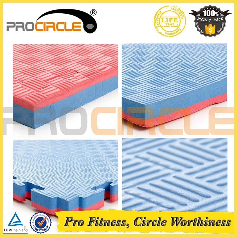 Fitness Equipment Martial Art Jigsaw Mat