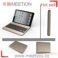 Full abs Folding bluetooth keyboard with case for ipad air