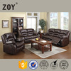 wholesale french style recliner sofa chair Sala set fabric leather sofa home living room event furniture 93933