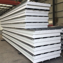Corrugated foam sandwich panel roof sheet with water and drainage proof factory supply