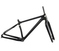 "BB SHELL 120MMBB shell 197mm Fat Frame 26ER Carbon Fat Frame 16""/18""20"" with Fat fork together"