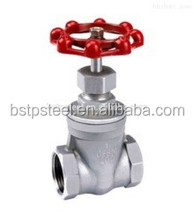 Monel alloy flange soft seal stem Gate valve