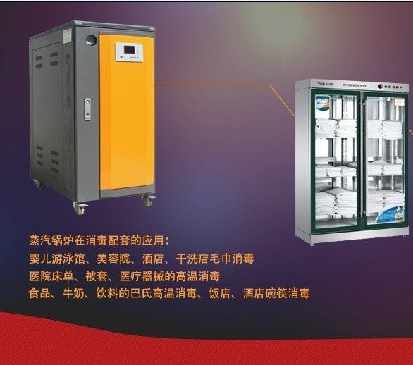 Disinfection Cabinet/Sterilizer Assorted Equipment Electric Steam Boiler 6-100KW