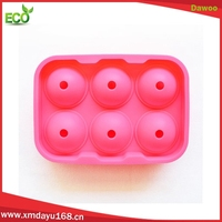 Wholesale checkout best selling round ball silicone mold, ice ball for whiskey