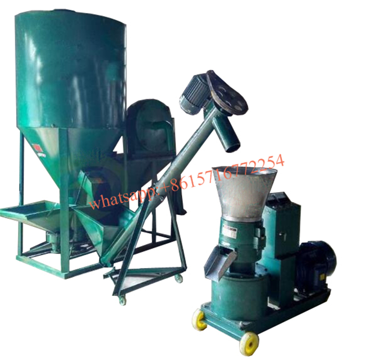Animal Food Pellet Making Machine/animal Feed Pellet Production Line