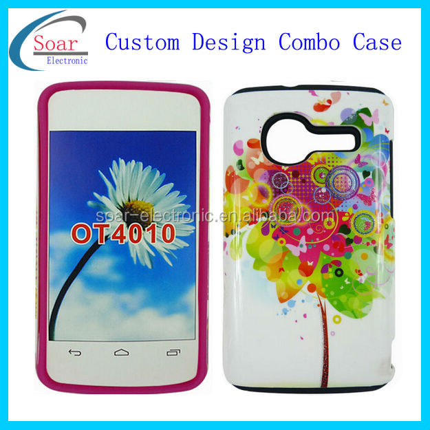 cell phone cases design covers for Alcatel One Touch T Pop 4010D