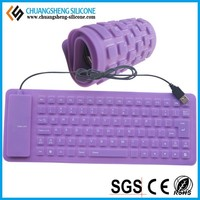 decent silicone keyboard, silicone rubber keyboard, silicone rubber computer keyboards