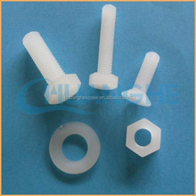 Made in china plastic washers for screws Low price!