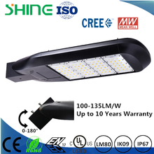 high quality low price outdoor industrial lighting led street light cost