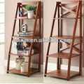 industrial ladder design storage shelf