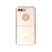 Simple design top sell taobao China suppliers factory PC Transparent phone case for iPhone7