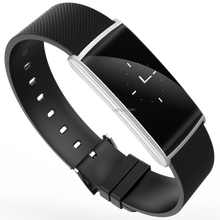 New N108 OLED Screen Heart rate blood oxygen blood pressure monitor fitness smart wristband
