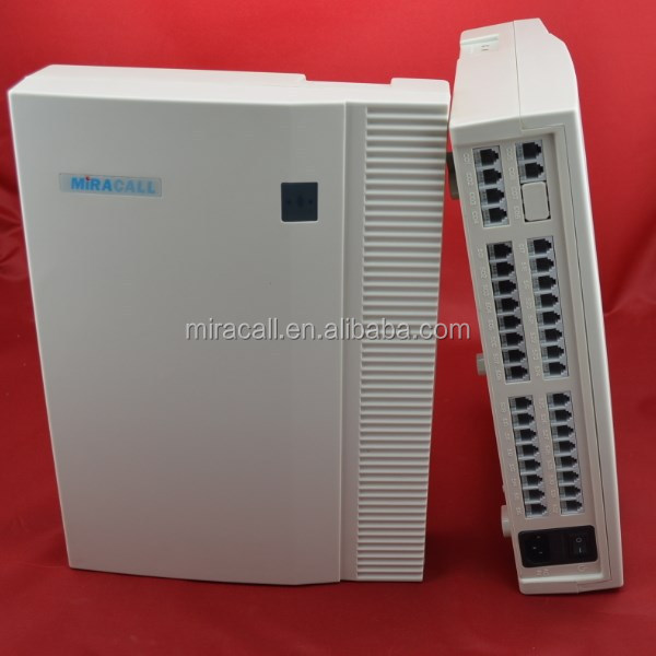 Factory Price Wholesale 8 to 256 Telephone Lines Analog PABX