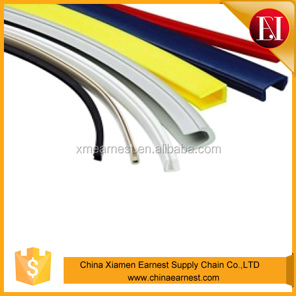 Used in electronics different kinds of colorful bundle rubber cable tie