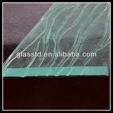 3/4-1.5 inch crystal glass countertop for outdoor