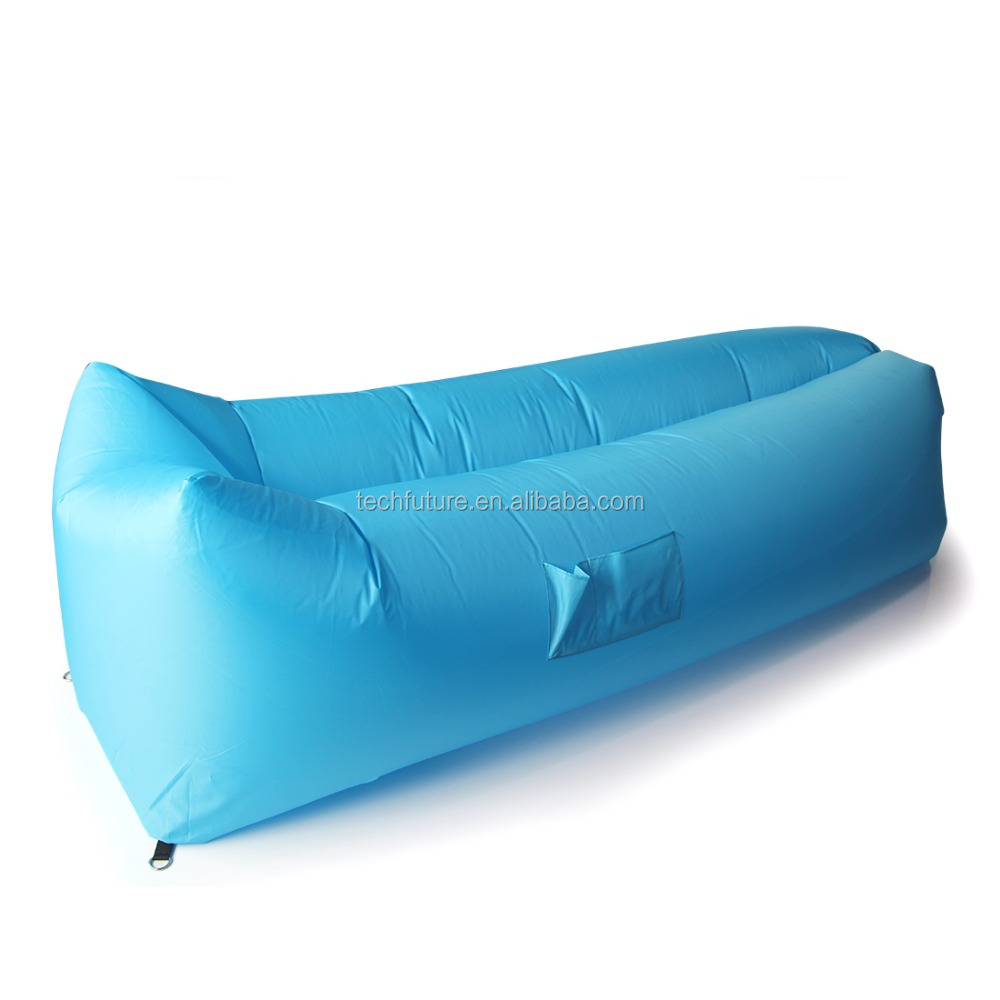 square design inflatable air sleeping sofa bag couch. Black Bedroom Furniture Sets. Home Design Ideas