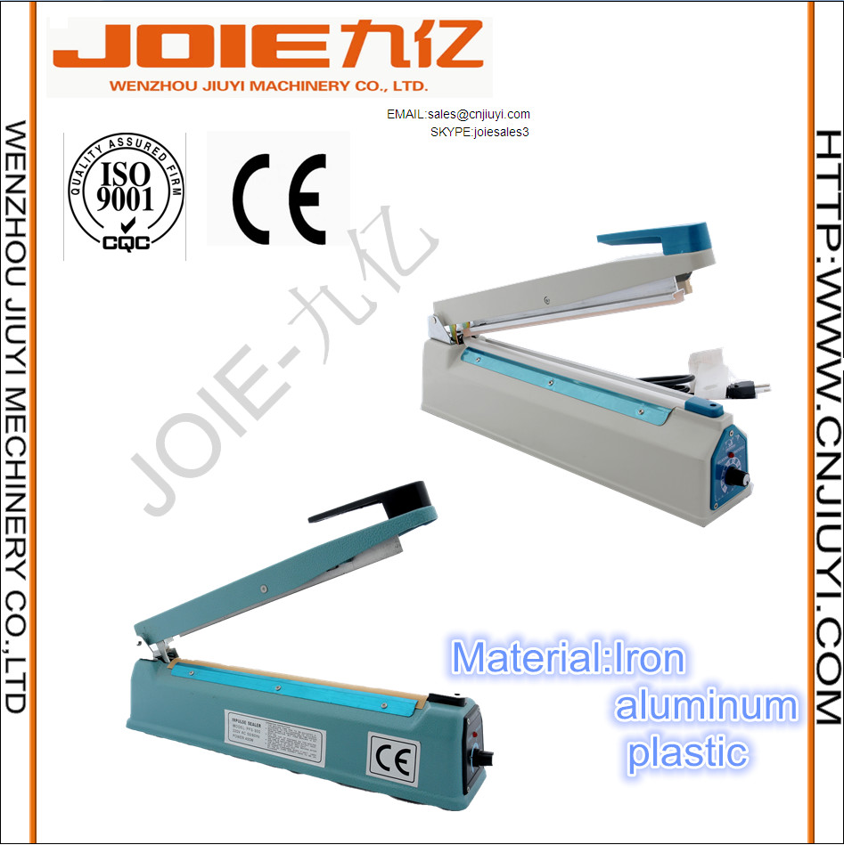 KIS-100 hand impulse sealer