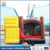 Factory inflatable bouncer combo / inflatable bouncer with silde