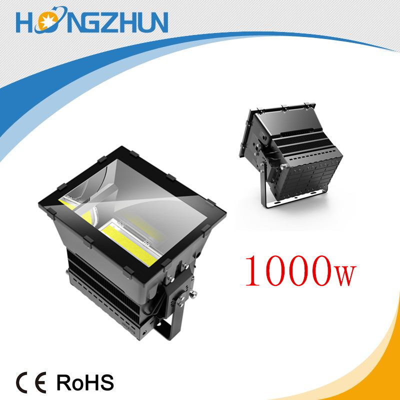 Best price for 1000w led flood light 120lm/w big watt led floodlight made in china