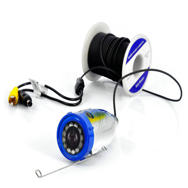 New Arrival 15m / 30m Underwater Fishing Diving Camera