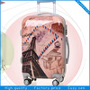 2015 new lightweight fashion travel trolley hardside luggage sets