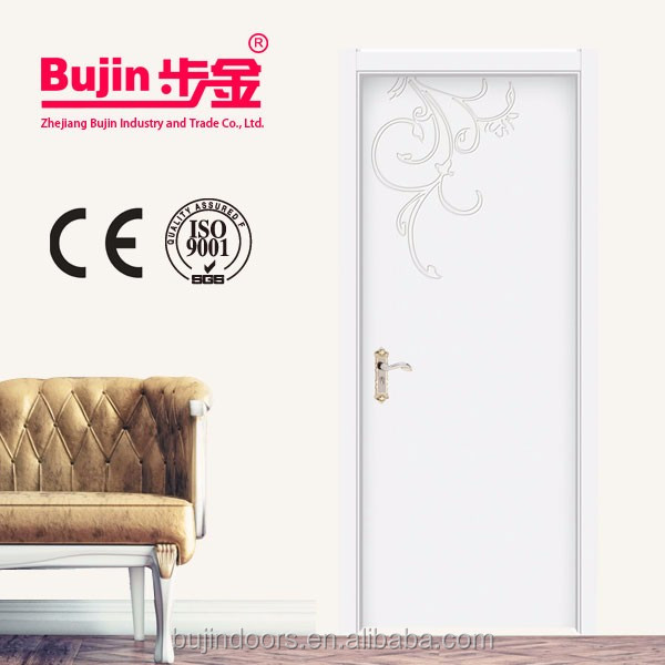 High quality cheap price Type Entry Doors solid interior wooden doors