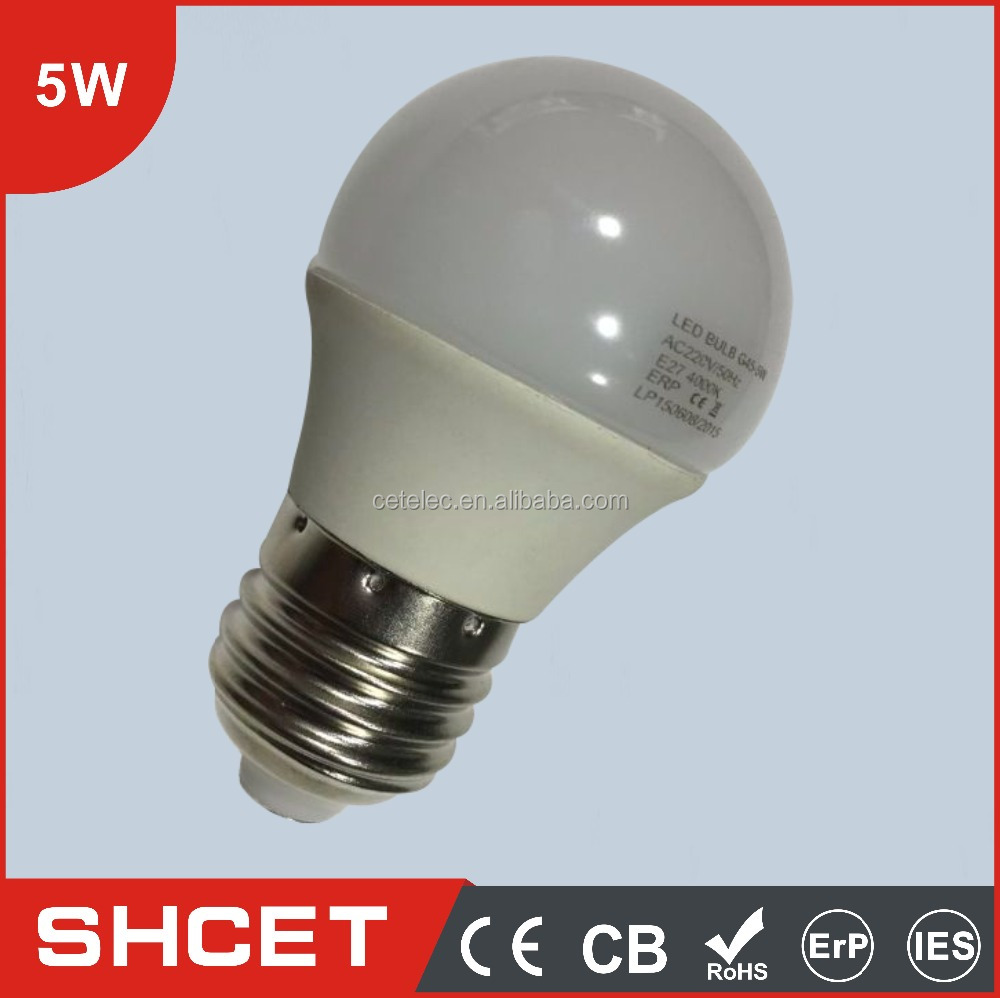 2016 CE CB Rechargeable LED emergency bulb lamp from SHCET