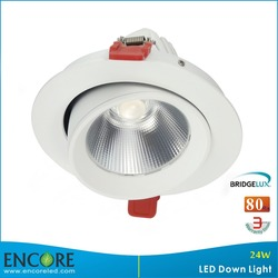 22W LED Ceiling Light with 145mm Cut Out
