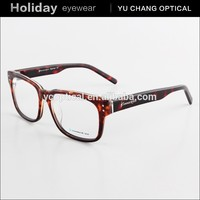 2014 new fashion eyewear frame acetate optical eye glasses