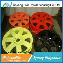 Anyang Star mini Epoxy polyester Powder Coating