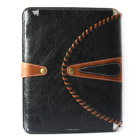 2014 New Design High Quality Leather Tablet pc Case for 9.7inch Tablet pc