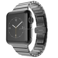 2016 latest design steel watch band for Apple watch