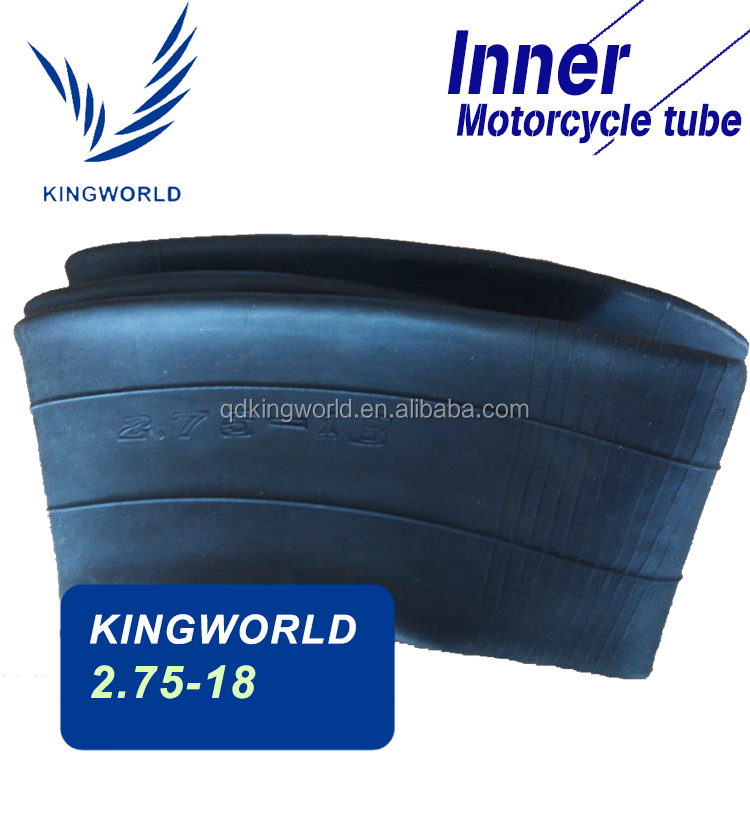 3.00-18 2.75-18 90/90-18 110/90-16 IRC Butyl Motorcycle Inner Tubes Factory