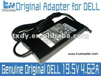 Laptop Adapter for DELL Original 19.5V 4.62A 90W PA-1900-27D / PA-3E Family / LA90PE0-01