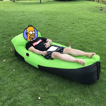 2018 Amazon Hottest Camping Inflatable Outdoor Air Sofa