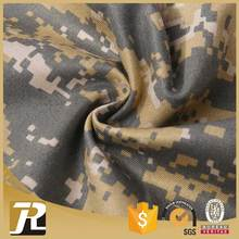 Canvas and Cotton Cloth Camo Material Hunting Camouflage Fabric