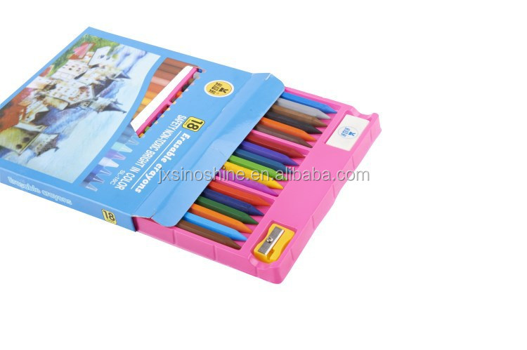 Colour Crayon Pen Set for Kids Drawing /Painting