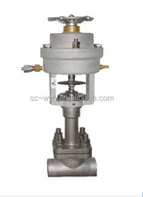 low temperature emergency cut-off valve cryogenic emergency shut-off valve
