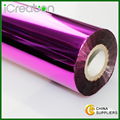 Solid Purple Hot Stamping Foil Roll for Plastic/PVC/Chair/Decoration/Cup/Accessories Good Quality and Factory Price