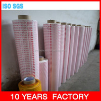 Wanfa Using PE Plastic Protection Film Roll For Hotel Carpet