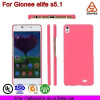 Cheap rubber phone case cases from competitive factory for Gionee elife s5.1 cover