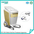 SW-3202 Women Disease Tratment Machine /Multi-Function Therapy Instrument/ Hospital Gynecology Treatment Machine