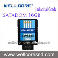 Wellcore Industrial Grade 16GB MLC 40pin SATA DOM
