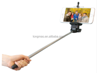 Universal For Mobile Phone Telescopic Silicone Handle Cover mini monopod