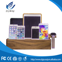 China supplier cheap mobile phone 6 usb port charger station