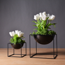 Modern garden planters pots large flower vases decoration vase