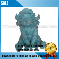 Resin Crafts Cherub Angels Statues And Figurines